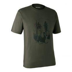Deerhunter T-shirt  con...